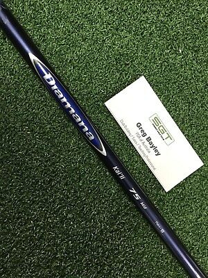 Mitsubishi Rayon Diamana Kaili 75 Stiff For Titleist Fairway Shaft
