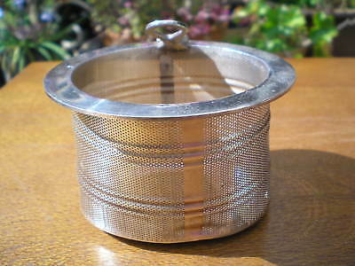 Robur Perfect Tea Pot Silver Plated Infuser Only