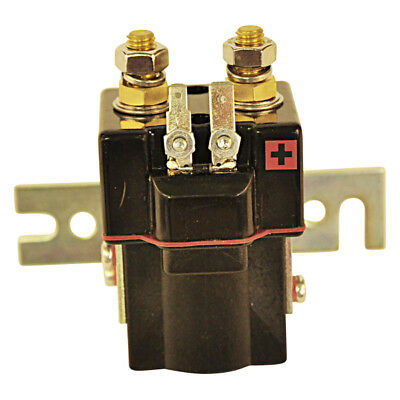 Curtis / Allbright 48V, Club Car 4 Terminal Solenoid, 125A, 400A Peak SW80-2028P