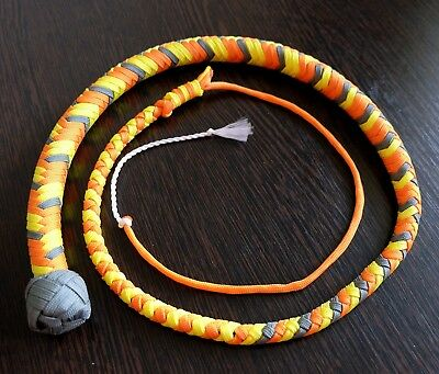 paracord snake WHIP 2,5ft Multicolor