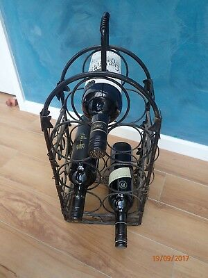 Wine Rack-Antique/vintage Style
