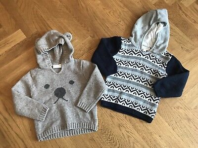 Little White Company Jumpers 9-12m