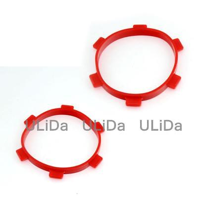 2pcs Tire mounting band For 1/8 Buggy & 1/10 Short RC Car tyre wheel glue assist