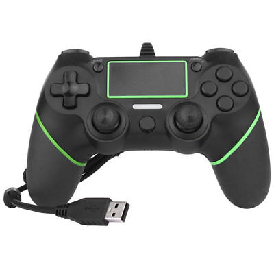 USB Wired Video Game Controller Console Gamepad For PS4 Sony Play Station 4