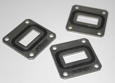 microwave  flanges X-band for pressurized waveguides WR 90 8,2 to 12,5 GHz