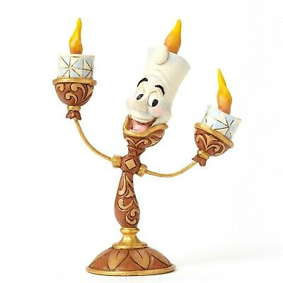 Jim Shore Disney Traditions - LUMIERE Beauty and the Beast figurine 4049620