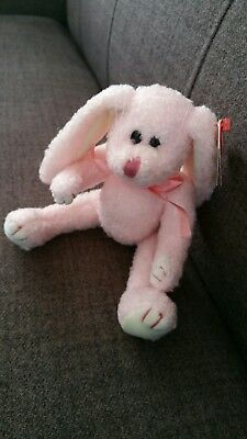 TY Attic Treasures. Strawbunny. Mint Condition.