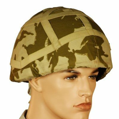 New and Unissued British Forces Desert DPM Mk6 Helmet Cover