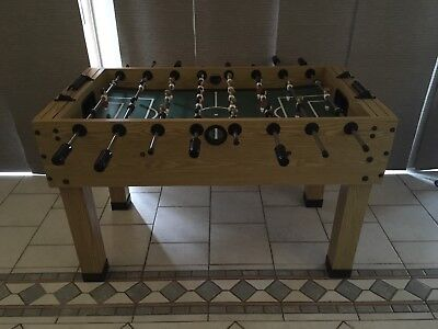 Professional Foosball Soccer Table