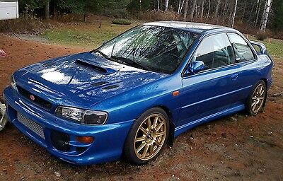 1999 Subaru WRX RS COUPE ubaru RS / STI