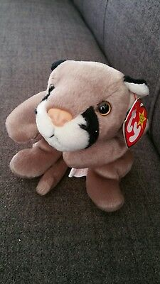 Ty beanie babies. Canyon. Mint Condition.