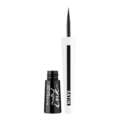 Maybelline Master Ink Liquid Eyeliner - SATIN - 01 Luminous Black