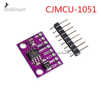 TJA1051 CAN Bus Transceiver Communication Module for Arduino Replace TJA1050