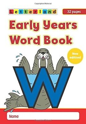 Early Years Wordbook, Letterland (Pack of 10) - New Book Wendon, Lyn