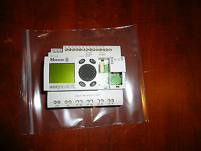 Moeller Easy821-Dc-Tc Control Rel 24 V Dc Relay, Cat #easy821-Dc-Tc, Used #a14