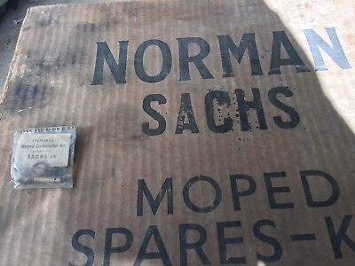 Norman Nippy Sachs Carburettor Kit New Old Stock