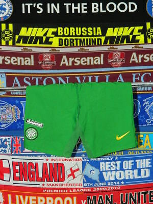 5/5 Celtic adults S home football shorts