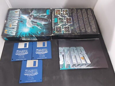 Amiga Game BLASTER with Box Instructions