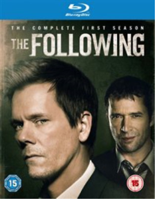 Kevin Bacon, James Purefoy-Following: The Complete First Season  Blu-ray NEUF