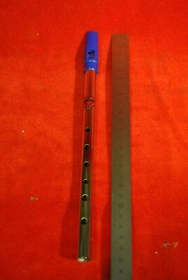 FLAGEOLET NICKEL en fa -  Generation -  F Tin Whistle Nickel