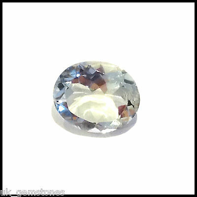 Natural Green Oval Amethyst, 3.08ct, Brazil, IF  Single Stone,