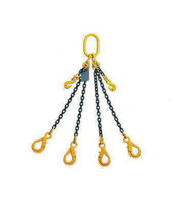 7mm Four Leg Lifting Chain