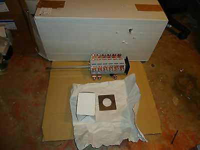 """Abb Cam Switch 10"""" /170Amp 600V Motor Disconnect Part #ol6012B8Bl No Face Plate"""