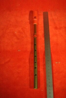 FLAGEOLET LAITON en mi b -  Generation -  Eb Tin Whistle brass