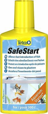Tetra Safe Start 250ml Water Treatment Bacteria Tropical Aquarium