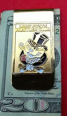 Larry Flynt's Hustler Club Money Clip