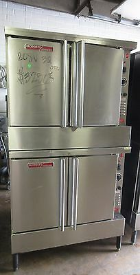 Blodgett Double Stack Full Size Electric Convection Ovens Model Zephaire E