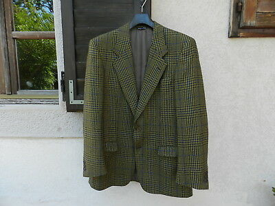 Giacca Vintage Cashmere 100% Ing Loro Piana Jacket Made In Italy
