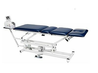 Traction Decompression  Table Package Traction Head-Flexion Stool-Belt System