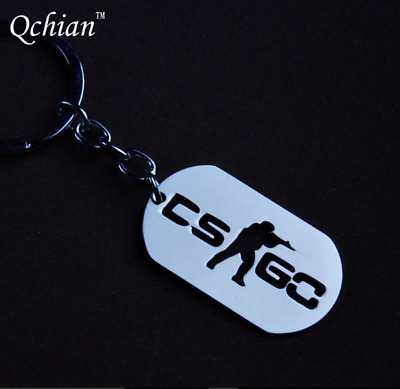 Porte cle / Counter Strike - CS GO / silicone