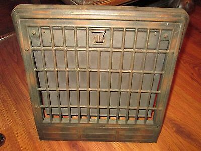 Antique Metal COPPER Wall Cold Air Return Heat Vent Grates
