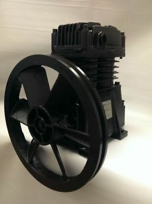 Schulz Single Stage Air Compressor Pump  3 TO 5 HP Horsepower  FREE Filter-new