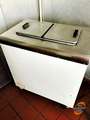 Kelvinator 2SF 6 cu ft Hard Dip Ice Cream Freezer