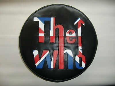 The Who/Union Jack (inverted) Scooter Wheel Cover