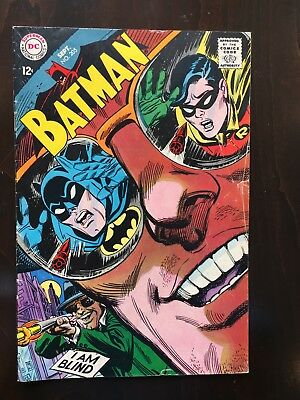 Batman Comics #205 and 206 - Silver Age This is the...End!
