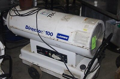 Director  100 heaters 100,000 BTU  Work space or cabin heat kerosene