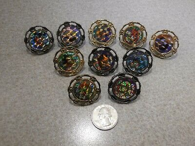Street Fighter - Spin Fighter - spinner top - 10 all different - $1.40 each