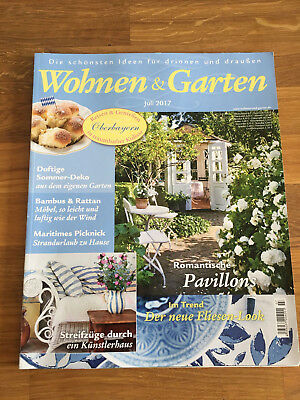zeitschrift mein sch ner garten september 2017 gartensommer super zustand eur 2 00 picclick de. Black Bedroom Furniture Sets. Home Design Ideas