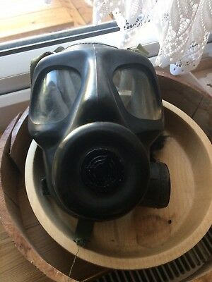 Gas mask 1970s