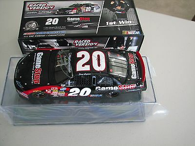 Joey Logano Autographed 1:24 Diecast Car with Display Case
