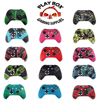 PRO GRIP Silicone Protective Cover case skin Protection For Xbox One Controller