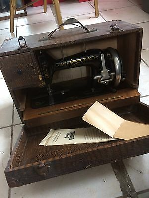 Vintage Gamages Sewing Machine