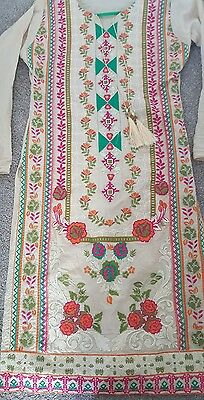 small NEW kurta kurti stitched pakistani readymade tunic ethnic