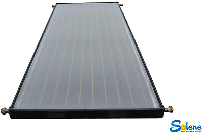 New, in packaging SLAR-40AC Solene Aurora Solar Water Heater Panel - 4x10ft