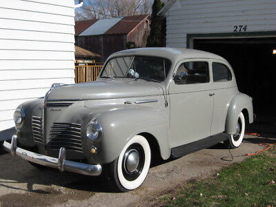1940 Plymouth Other Deluxe 1940 Plymiuth P9 Roadking Deluxe