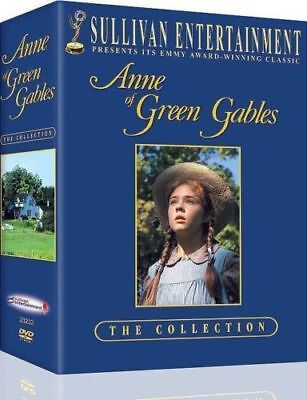 :Anne of Green Gables Trilogy Box Set(DVD,2005,3-Disc Set)The Complete SeriesNew